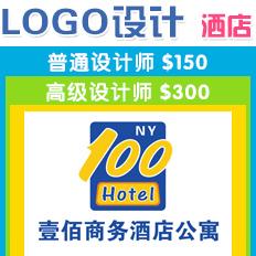 纽约logo设计,纽约酒店LOGO设计